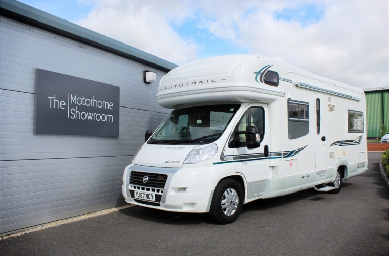 Auto-Trail Scout used motorhome for sale