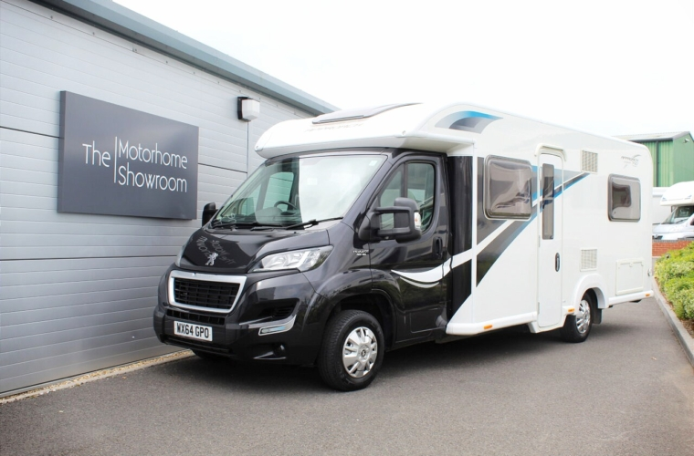 Bailey 740 used motorhome for sale