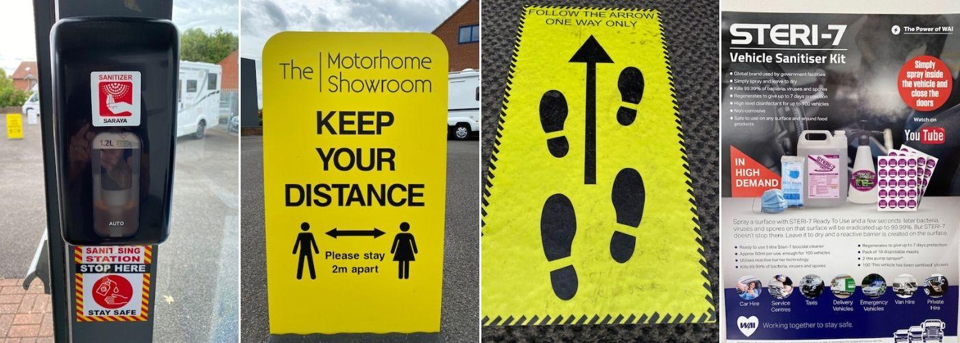 safety procedures image mosaic 1